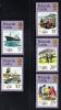 Tristan Da Cunha MNH Scott #272-#276 London 80 Stamp Exhibition - Tristan Da Cunha