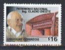 Uruguay 2006 YT 2282 ** Dia Del Patrimonio Nacional. Arquitecto Eladio Dieste - Uruguay