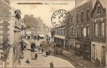 CPA - OISE - CREVECOEUR LE GRAND - La  Rue Gambetta - - Crevecoeur Le Grand