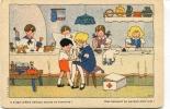 """Ancienne Cp """" Croix Rouge De Belgique, Il S'agit D'être Sérieux Quand On Travaille! """"  Cp Non Voyagée - Fancy Cards"""