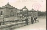 CPA.    PARIS.    Entrée Principale Les Remparts Et Les Canons.    (animée 1900/03) - France