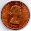 GREAT BRITAIN / GRAN BRETAGNA - ELIZABETH - 1 PENNY ( 1967 ) - 1902-1971 : Monete Post-Vittoriane