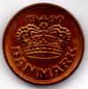 DANIMARCA 50 ORE 1990 - Danimarca