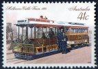 Australia 1989 Historic Trams 41c Melbourne Tram 1886 Mint No Gum - 1980-89 Elizabeth II
