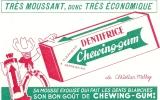 """BUVARD """"Dentifrice Chewing Gum"""" Très Moussant, Donc Très économique - Parfums & Beauté"""