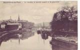 MARCHIENNE AU PONT = La Sambre , Le Marché Couvert Et La Passerelle (Nels Bxl  S.19 N° 7) 1902 - België