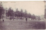 MARCINELLE = Place Du Centre - Carte Animée (Nels) 1907 - België