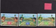 PHILIPPINES - PILIPINAS - FILIPPINE 1973 PALASYO NG MALAKANYANG SA PAMPANG N PASIG - PALACE - PALAZZO MNH - Filippine