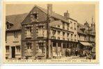 60 CREVECOEUR Le GRAND Carte Rare- HOTEL Du COMMERCE Marcle LAFOLLET  NOTE Consommations Au Dos 1930      /D9 2012 - Crevecoeur Le Grand