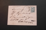 Russia Early Stamped Envelope With Nice Backstamps 1892 A04s - 1857-1916 Imperium