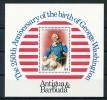 ANTIGUA Und BARBUDA - BARBUDA MAIL  Mi.Nr. Block George Washington  -MNH - Antigua Und Barbuda (1981-...)