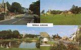 29262   Regno  Unito,  Wrea  Green,  VG  1976 - Inghilterra