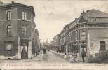 MONCEAU S/ SAMBRE : Chapelle Et  Rue St. Fiacre - RARE CPA - Charleroi