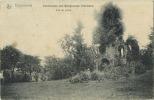 Diepenbeek : Pensionnat Des Religieuses Ursulines    ( Grot )  Geschreven 1907 Met Zegel - Diepenbeek