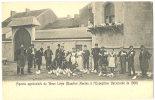 Pigeons Apprivoises Du Vieux LIEGE (Quartier Ancien à L'Exposition Universelle De 1905) Non Divisée - Lüttich