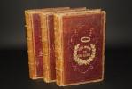 Livre Ancien, Philosophie, Plutarque Les Vies Des Hommes Illustres (traduites Par Ricard) 1862 Tome 1 , 2 , 4 - Psychologie/Philosophie