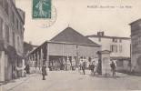 Mauzé 79 - Marché Halles Fontaine - Taxe - Mauze Sur Le Mignon