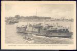 162440-Belgium, Antwerpen, Overzetboot Naar´t Vlaamisch-Hoofd, Anvers Le Bateau De Passage A La Cite De Flandre - Bateaux