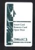 HOTEL KEY CARD   (  TIMELOX ) - Hotel Keycards