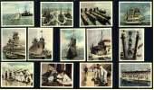 """13 Sammelbilder  -  """"Die Deutsche Wehrmacht""""  Eckstein Haplaus  Ca. 1935 - Cigarette Cards"""