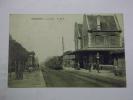 OISE.HERMES .LA GARE.T.M.K.LOCO EN GARE.PERSONNAGES.DATE 1918.BERTHECOURT. - Francia