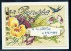 35  LA  GUERCHE  De  BRETAGNE   .. ..Carte Souvenir ..... Creation Dessin Fusain Cpm Edition Luxe - La Guerche-de-Bretagne