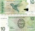 Netherlands Antilles 10 Gulden 2006 P-28d UNC CV=$30 - Dutch East Indies