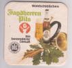 Jagdherren Waldschlößchen Brauerei Göbel Löhnberg , Pils - DLG 1977 - Bierdeckel