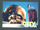 USA  -  Marco Polo Publicity Postcard  Unused As Scans - Opera