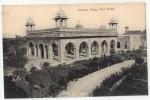 Vintage Postcard, Deewan Khas, Fort  Delhi, India (ref.# 2628e) - Inde
