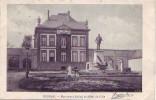 TOURNAI = Monument Gallait Et Hôtel De Ville - Carte Animée  (écrite) - Doornik
