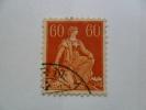 Helvetia Assise 1918  140 Cote 2,00 - Usados