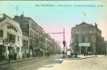 MONTREUIL - Rue De Paris - La Poste Et Le Casino - Montreuil