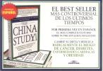 CHINA STUDY EL MAS COMPLETO ESTUDIO SOBRE NUTRICION JAMAS REALIZADO COOLTURA CANCER DIABETES DIABETIS OBESIDAD ENFERMEDA - Health