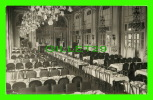 À IDENTIFIER - SALLE À DINER - AGENCE L.A.P.I., PARIE 2e - - A Identifier