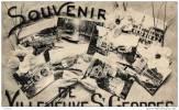 94-VILLENEUVE-Saint- GEORGES-Souvenir-Multivues - Villeneuve Saint Georges