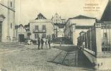 PORTUGAL - CHAMUSCA - TRECHO DE RUA - 1905 PC - Santarem