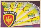 $3-2256- Divisione Fanteria Mantova - Unità Servizi - F.g. Viaggiata - Mantova