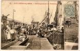 CPA 62 BOULOGNE Débarquement Du Poisson - Boulogne Sur Mer