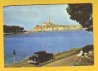 Postcard - Rovinj, Old Car     (V 12224) - Croacia