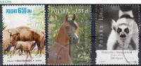 POLAND, Animals & Fauna - Timbres