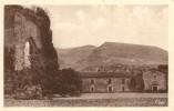 CPA - Beauvoir En Royans - Les Ruines De Al Chapelle Delphinale ( XIIIe ) Et Le Couvent Des Carmes - Musée - France