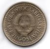 JUGOSLAVIA 50 DINARI 1985 - Jugoslavia