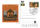 Czech Republic - 2012 - 800th Anniversary Of Death Of Danish Queen Dagmar - Postcard With Original Stamp And Postmark - Postwaardestukken