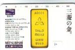 Télécarte Japon * D´OR * PHONECARD JAPAN * FINE GOLD * GOLDBARS  (11) TELEFONKARTE * 1 KILO FINEGOLD - Timbres & Monnaies