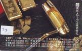 Télécarte Japon * D´OR * PHONECARD JAPAN * FINE GOLD * GOLDBARS  (22) TELEFONKARTE * 1 KILO FINEGOLD - Timbres & Monnaies