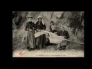 22 - LANNION - Racommodeuses De Filets - 120 - Costume - Coiffe - Lannion