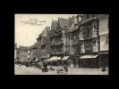 22 - LANNION - Vieilles Maisons Place Du Centre - 1798 - Marché - Lannion