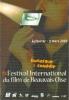 """Carte Postale """"Cart'Com"""" (2002) - """"12e Festival International Du Film De Beauvais Oise (affiche - Cinéma) - Affiches Sur Carte"""