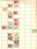 Timbres Fiscaux Collés 1933 - Steuermarken